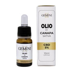 olio cbd 5% cannabis a domicilio