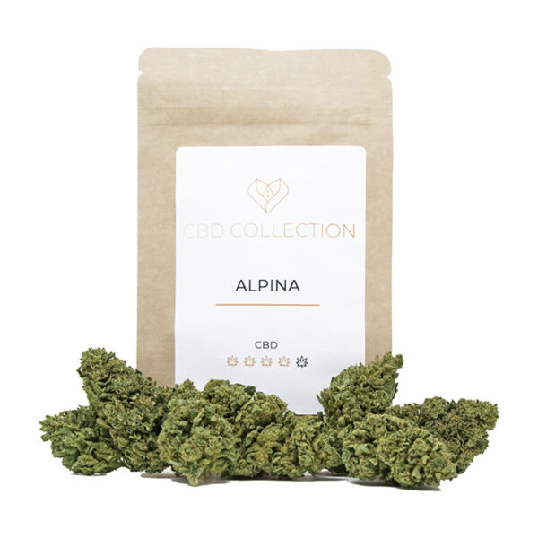 alpina marijuana legale