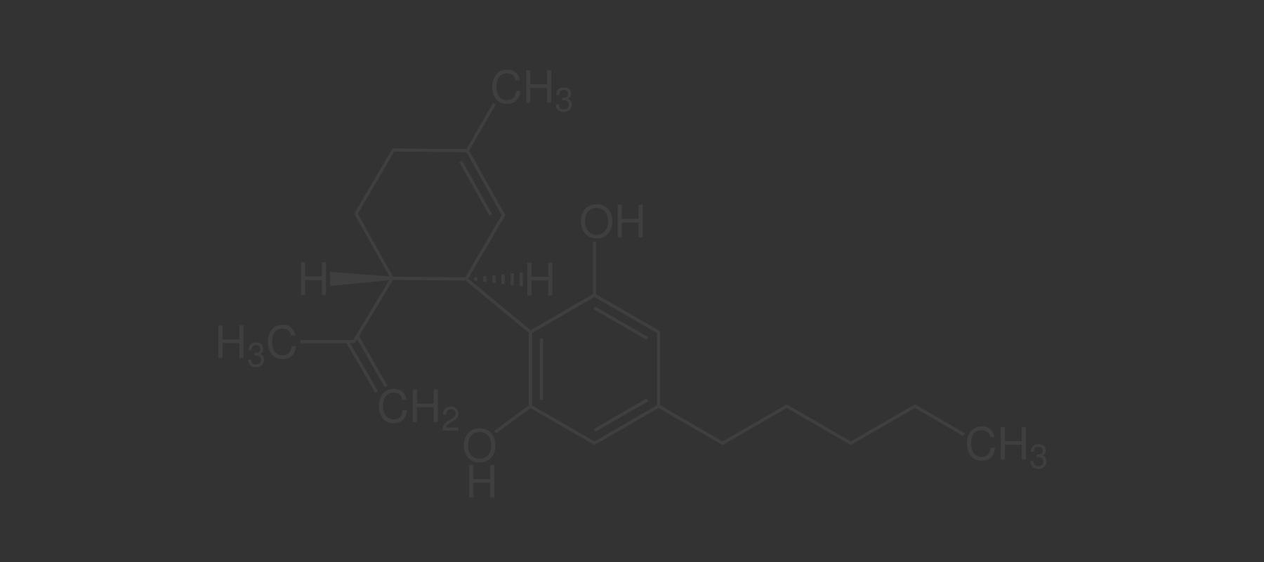 Formula chimica cbd
