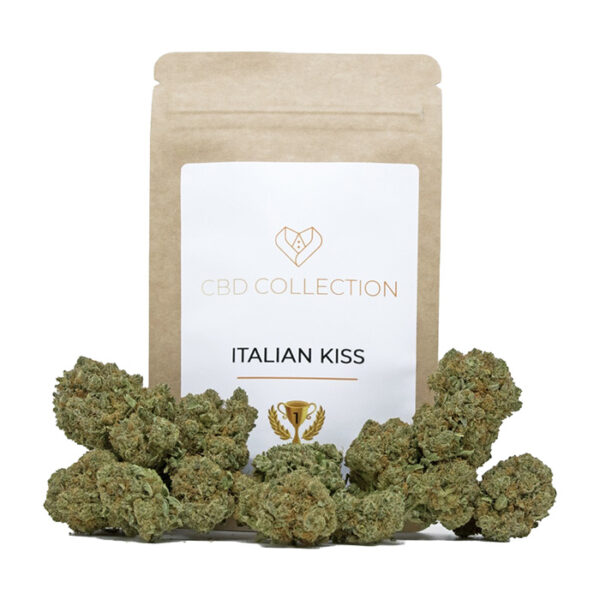 Italian Kiss cannabis light
