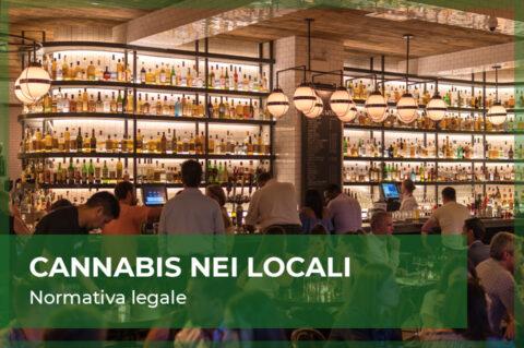 vendita cannabis light negozi
